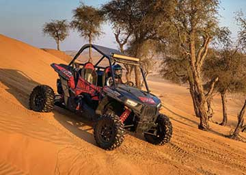 Buggy rental uae